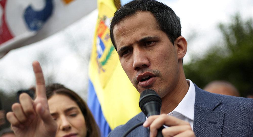 Juan Guaido,Venezuela,Nicolas Maduro,đảo chính