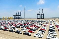 Kiếm thêm 4.000 tỷ nhờ ô tô nhập khẩu tăng kỷ lục