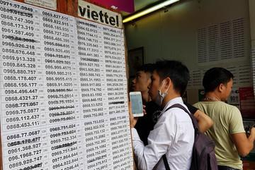 SIM số đẹp tiền tỷ từ đâu ra?