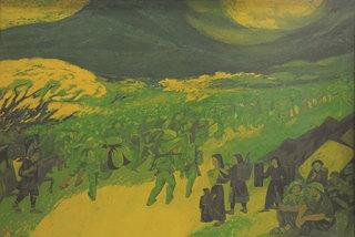 National museum displays Dien Bien Phu artworks
