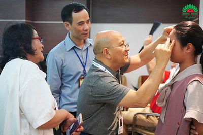 BV Hồng Ngọc và FTW khám sàng lọc 60 hồ sơ dị tật