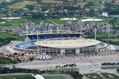Thanh tra đột xuất Khu Liên hợp thể thao quốc gia Mỹ Đình