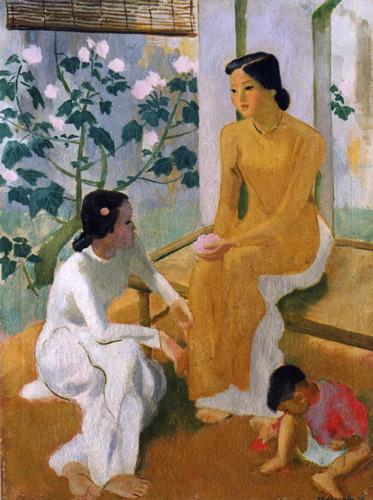 Paintings recognised as national treasures