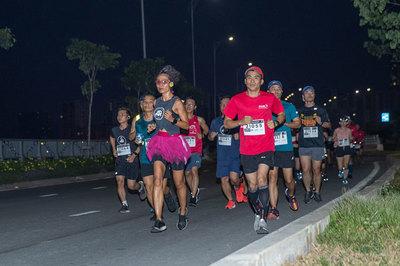 150 vận động viên tham dự sự kiện của adidas Runners Saigon