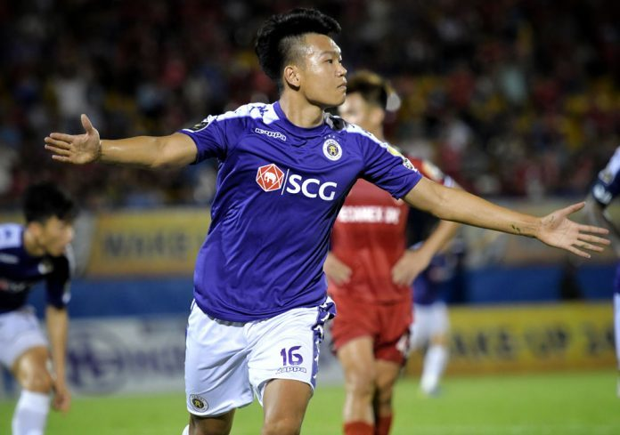 Thanh Chung's last-gasp goal rescues Hanoi FC's unbeaten run in V.League