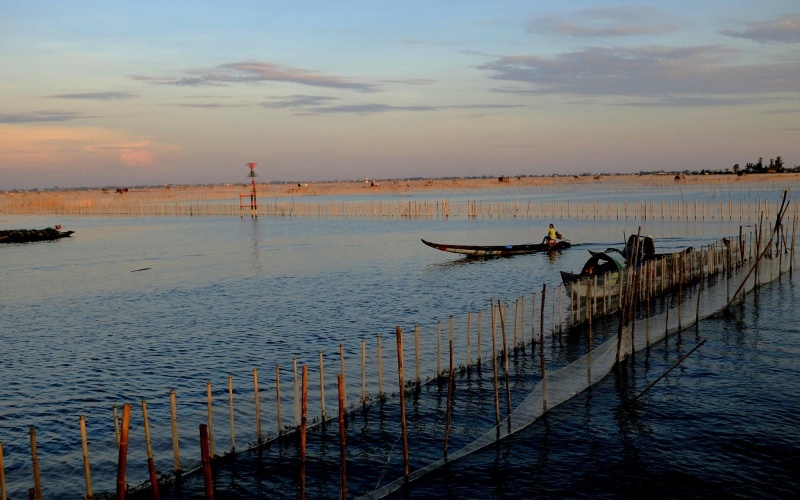 The beauty of Chuon Lagoon