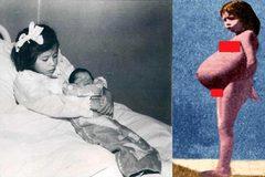 Chuyện ly kỳ về người mẹ trẻ nhất thế giới, sinh con khi mới 5 tuổi