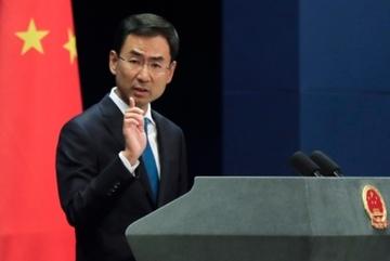 Trung Quốc phản ứng vụ tàu chiến Mỹ vào Biển Đông