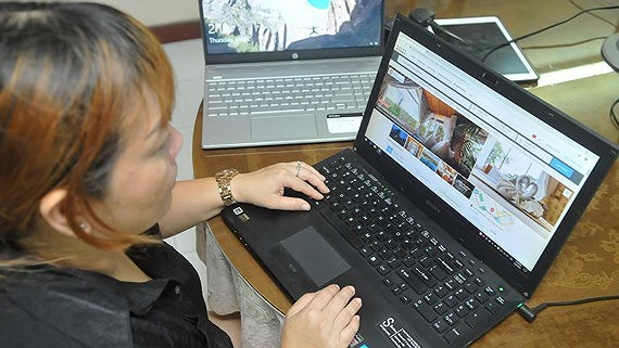 Vietnamese travel agents not fully exploit online tourism potential