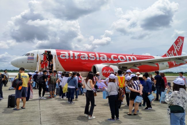 New air routes attract more passengers to Mekong Delta