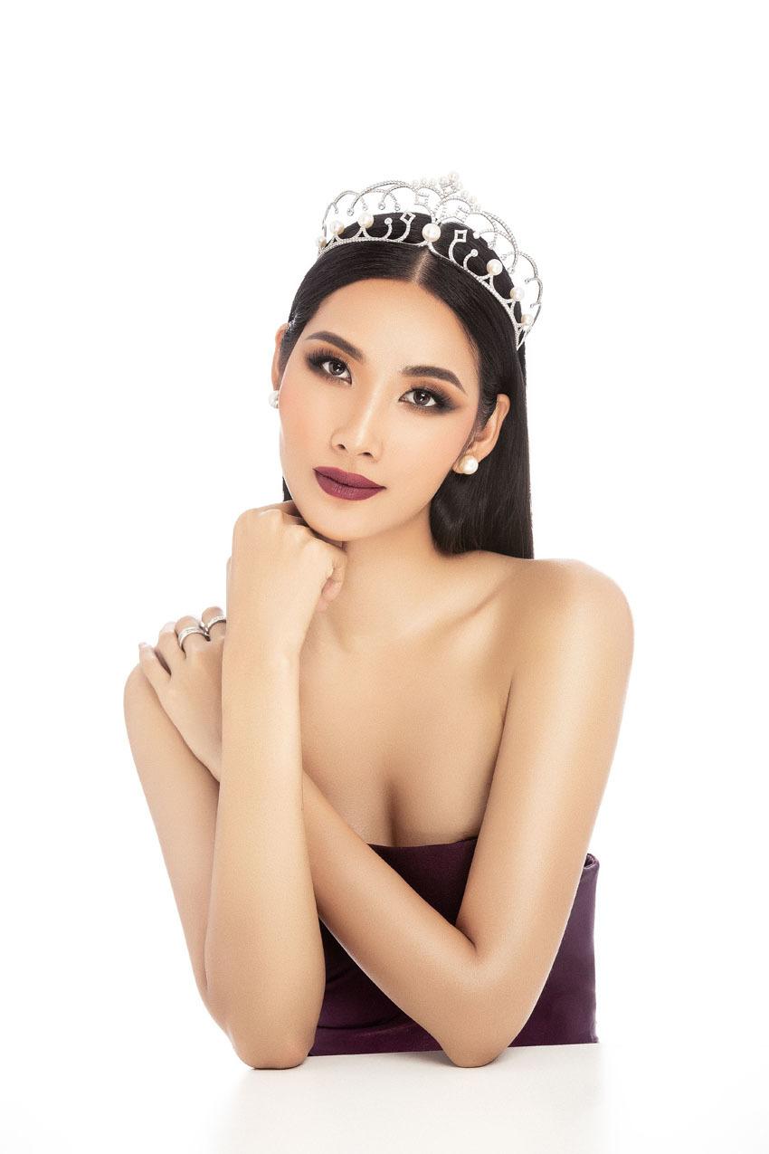 Hoàng Thùy,H'Hen Niê,Hoa hậu Hoàn vũ Việt Nam,Miss Universe