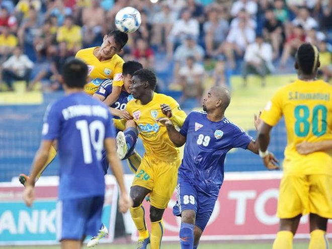 V-League,Thanh Hoá FC,CLB TPHCM