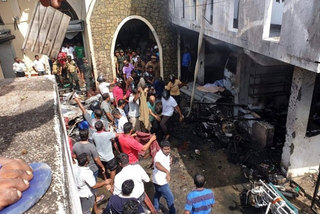 Thảm kịch ít người biết đến trong vụ đánh bom ở Sri Lanka