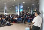 Bắt 2 kẻ nghiện ma túy lượn lờ trộm đồ tại sân bay Tân Sơn Nhất