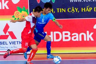 Giải Futsal VĐQG 2019: Sahako vô địch lượt đi