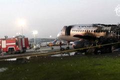 Phi công nói nguyên nhân khiến máy bay Nga bốc cháy