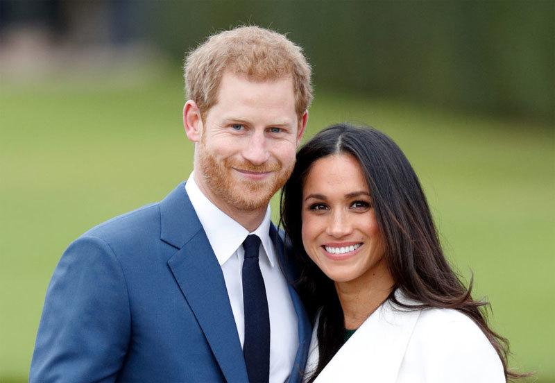 Vợ chồng Hoàng tử Anh Harry đón con trai đầu lòng