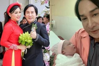 Nghệ sĩ Kim Tử Long lên chức ông ngoại, ngọt ngào hát ru cháu ngủ