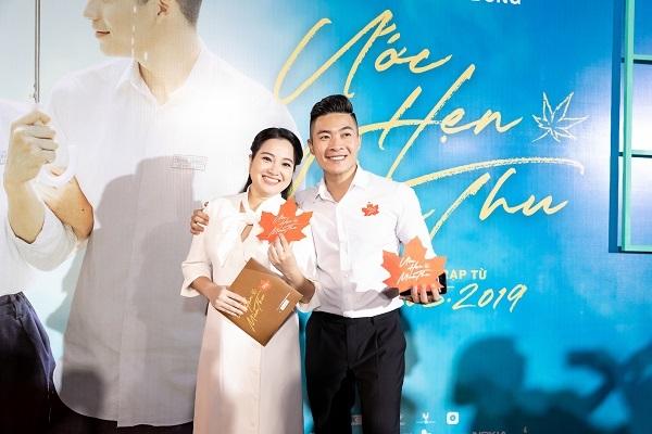 Á hậu Hoàng Oanh tiết lộ bí quyết 'yêu' trai trẻ kém 8 tuổi