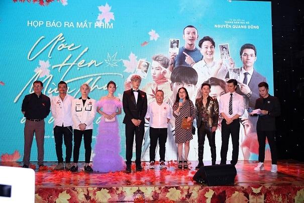 Nguyễn Quang Dũng,Hoàng Oanh,Quốc Anh,Ước hẹn mùa thu,Nhan Phúc Vinh,Hoàng Phi,Kay Trần,Duy Khánh