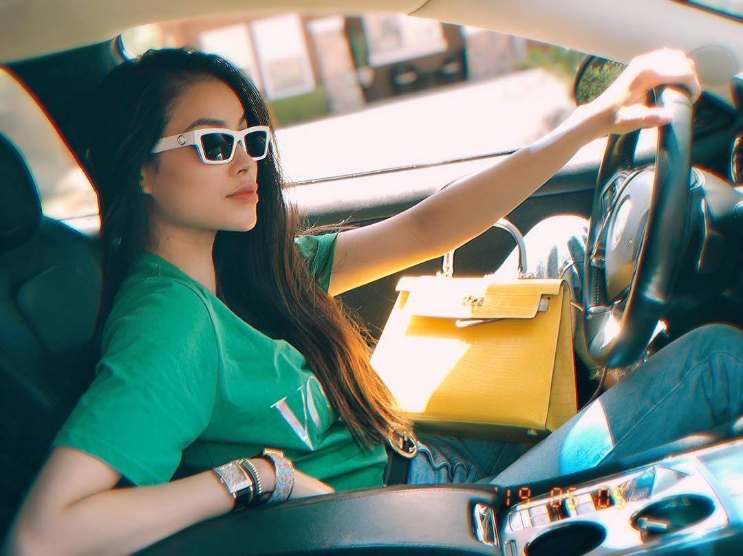 Phương Thanh muốn làm Hoa hậu để có danh xưng 'oách'