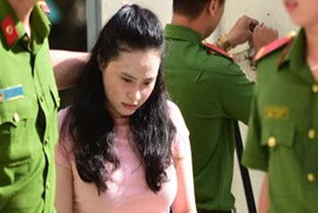 Ngọc Miu từ hot girl trở thành bà trùm đường dây ma túy khủng