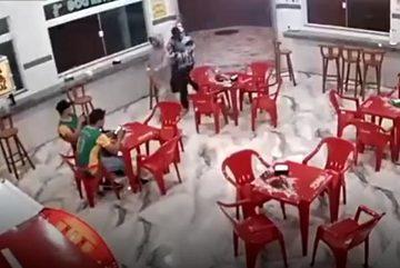 Liều lĩnh vào quán ăn trấn tiền, hai tên cướp nhận kết đắng