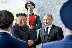 Nga bác cáo buộc liên quan tới vụ thử tên lửa Triều Tiên