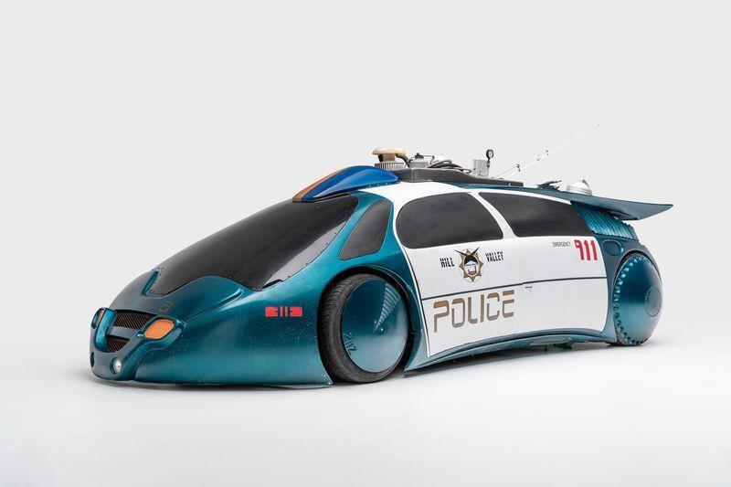 Ngắm những mẫu xe độc lạ bước ra từ phim viễn tưởng