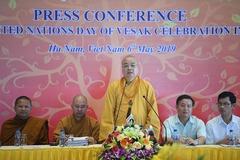 Nhiều nguyên thủ quốc gia dự Đại lễ Vesak 2019 tại Việt Nam