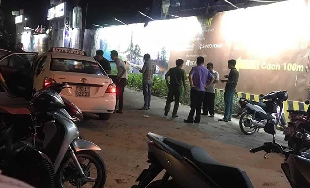 Cắt cổ tài xế taxi, cướp tài sản ở Sài Gòn