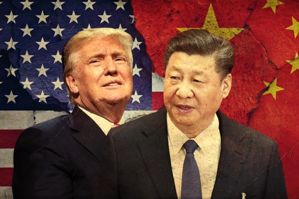 Mỹ Trung,Mỹ,Trung Quốc,Chiến tranh thương mại,thuế,thương mại,Donald Trump,Tập Cận Bình,đàm phán thương mại,kinh tế,tăng trưởng kinh tế