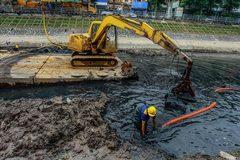 Nhà máy xử lý nước thải trong lòng sông: Xử hết nguồn ô nhiễm sông Tô Lịch