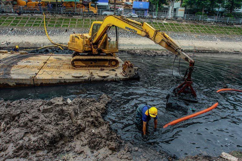 sông Tô Lịch,ô nhiễm