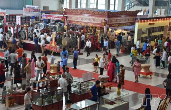 Exhibition on Thanh Hoa Province opens