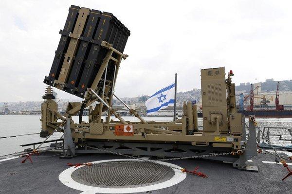 Trung Quốc,Israel,Vòm sắt,Iron Dome,phòng thủ tên lửa
