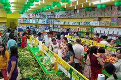Vượt 500 siêu thị, Bách hóa Xanh vẫn 'dẫn đầu' chất lượng