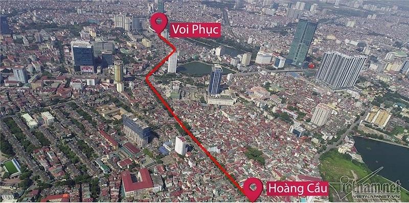 Hà Nội làm đường 'đắt nhất hành tinh': Đề nghị công khai hồ sơ pháp lý