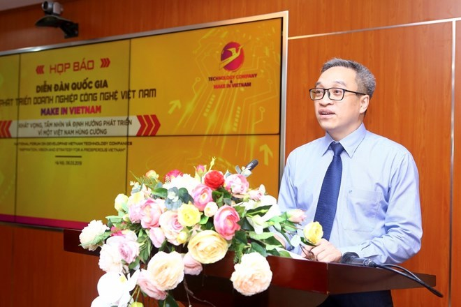 Forum encourages development of VN tech firms