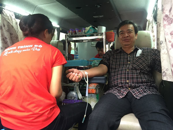HCM City seeks 260,000 voluntary blood donors