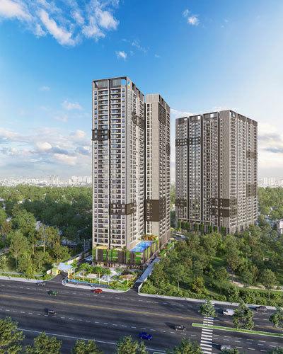 Sắp có thêm dự án căn hộ ở khu Đông TP.HCM
