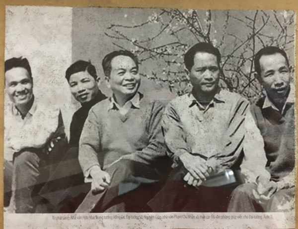 Veteran recalls Dien Bien Phu victory