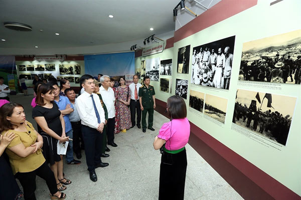 Dien Bien Phu Victory celebrated 65 years on