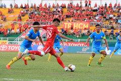 HCM City top V.League 1, Thanh Hoa earn first win
