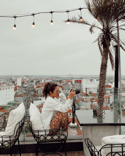 Top five most scenic coffee shops in Hanoi