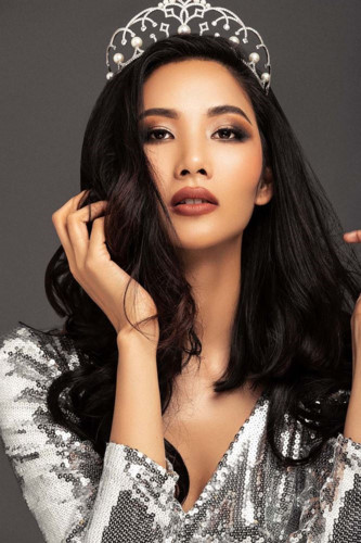 Vietnam's Hoang Thuy poised to compete for Miss Universe 2019 crown