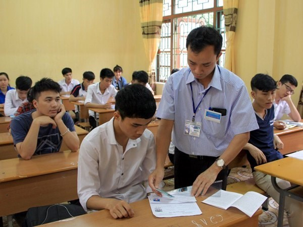 VN police keep cracking down on college entrance exam frauds