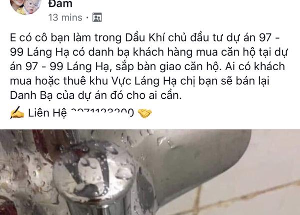 Bỏ 10 triệu đồng mua tin mật của 650 đại gia Việt kín tiếng