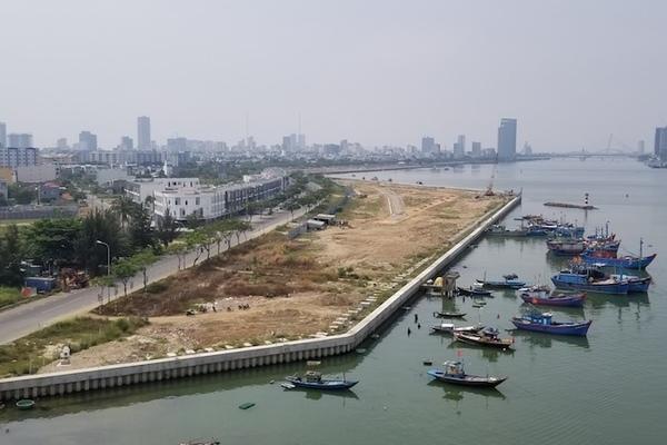 Lấn sông Hàn xây biệt thự: Nhiều ý kiến trái chiều