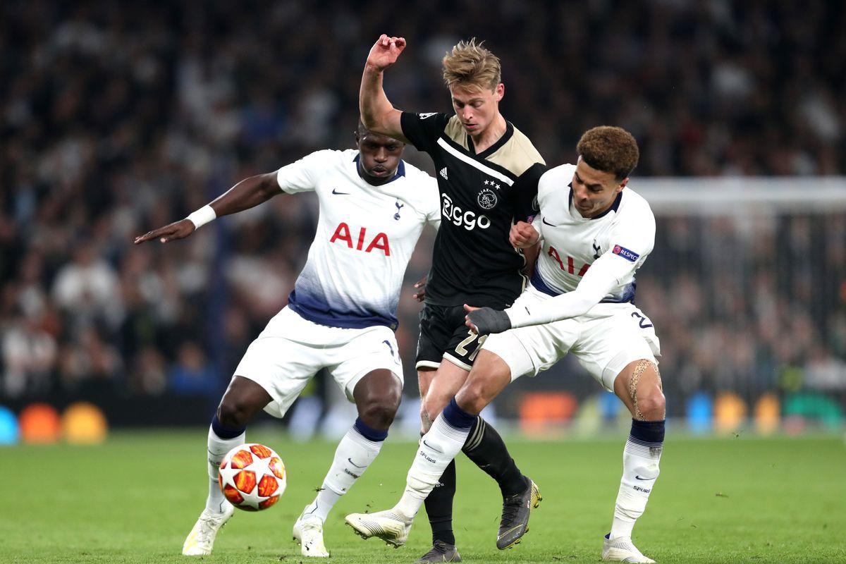 Tottenham,Ajax,Ajax vs Tottenham,Cúp C1